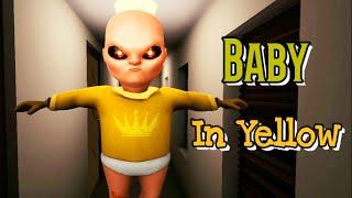Baby In Yellow Full Gameplay screenshot 1