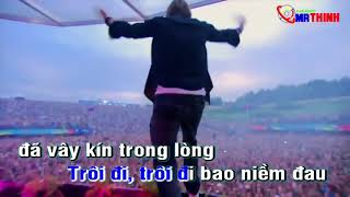 Karaoke Tình Nhạt Phai Remix Melody Beat   Minh Nhựt Kara