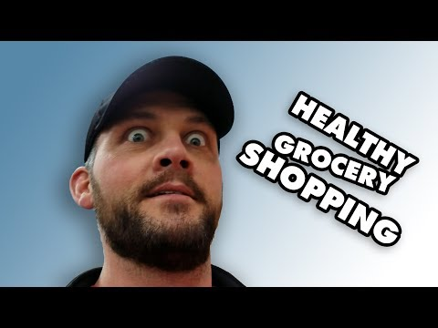 Healthy Grocery Shopping | IFBB Pro Allen Cress