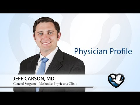 Jeff Carson Md Youtube