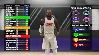 This BUILD is the MOST UNSTOPPABLE BUILD in 2K20 - BEST BUILDS NBA2K20
