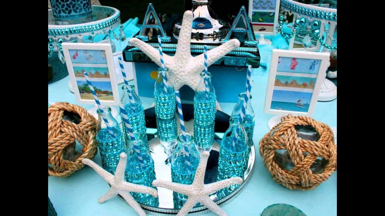 Under The Sea Theme Birthday Party By Sibella YouTube