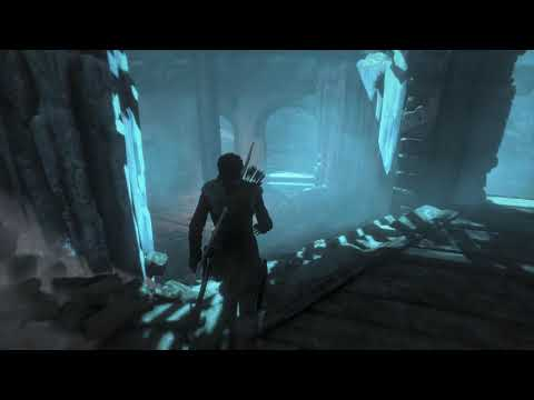 Rise Of The Tomb Raider #82 Продолжаем Захватите Требушет