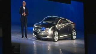 Cadillac Converj Concept Videos