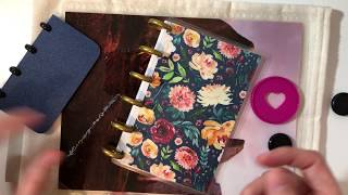 How To Use TN Inserts In A Discbound Planner