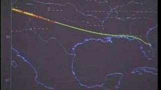 Space Shuttle Columbia Disaster from NASA TV