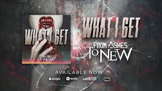 From Ashes To New - What I Get (Official Audio) YouTube Videos