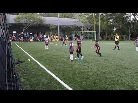 SingaCup 2019 ROUND OF 16 U8 Oaz Football Academy (Thailand) U8 Rhino Football Club (Malaysia) U8 Q1