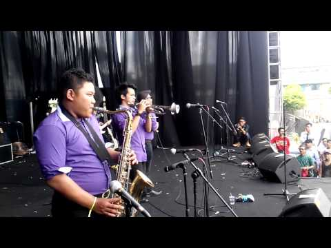 Mari Berdanska #9 - Be Seven Steady - Semarang ( Live perform at Mariberdanska #9 )