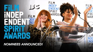 35th Film Independent Spirit Award Nominations Announcement