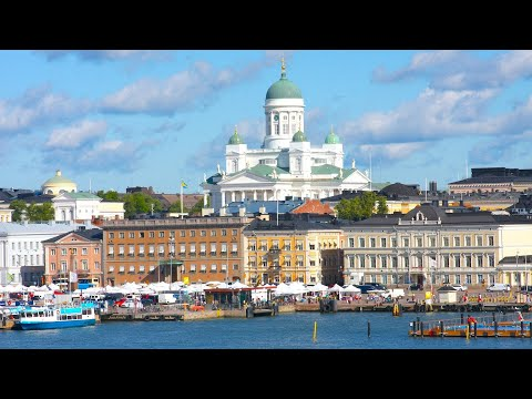 Helsinki, Finland - Azorcan