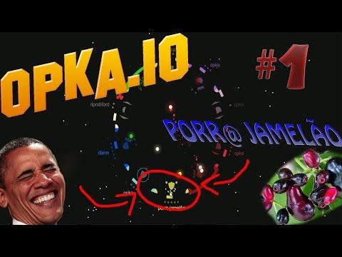 Opka.io #1 PORRA JAMELÃO, LAZARENTO,  MULTIPLAYER.