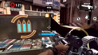 Dead trigger 2 supply run make money fast type 92 and minigun...