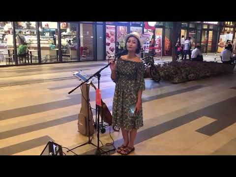 Cant Help Falling In Love Alvis Presley Acoustic Cover By Diana