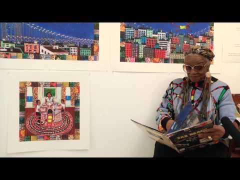 Faith ringgold artwork