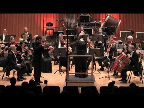 Daniel Migdal - Mozart: Violin Concerto No. 1 - III. Presto