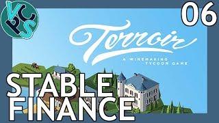 Terroir EP06: Stable Finance – Wine Making Tycoon Simulator – Vanilla Hills
