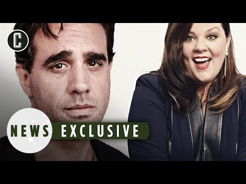Ant-Man's Bobby Cannavale Joining Melissa McCarthy in Super Intelligence (Exclusive)