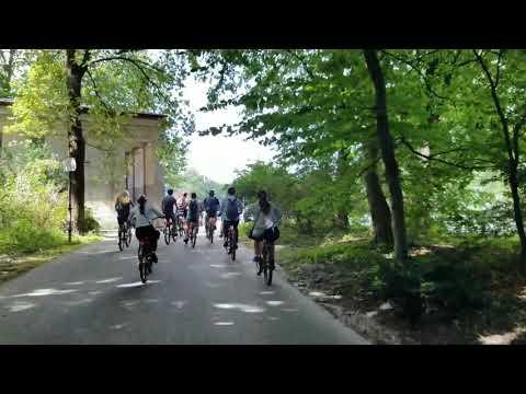 Fat Tire Bike Tour - Berlin Victory Column