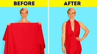 40 INGENIOUS TRICKS FOR YOUR CLOTHES THAT WILL SAVE YOU A TON OF MONEY