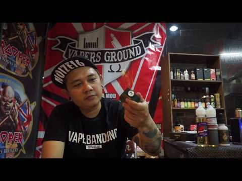 CKS ICON 200w BY CLOUD KICKER SOCIETY REVIEW BY VAPERS GROUND (INDONESIA)