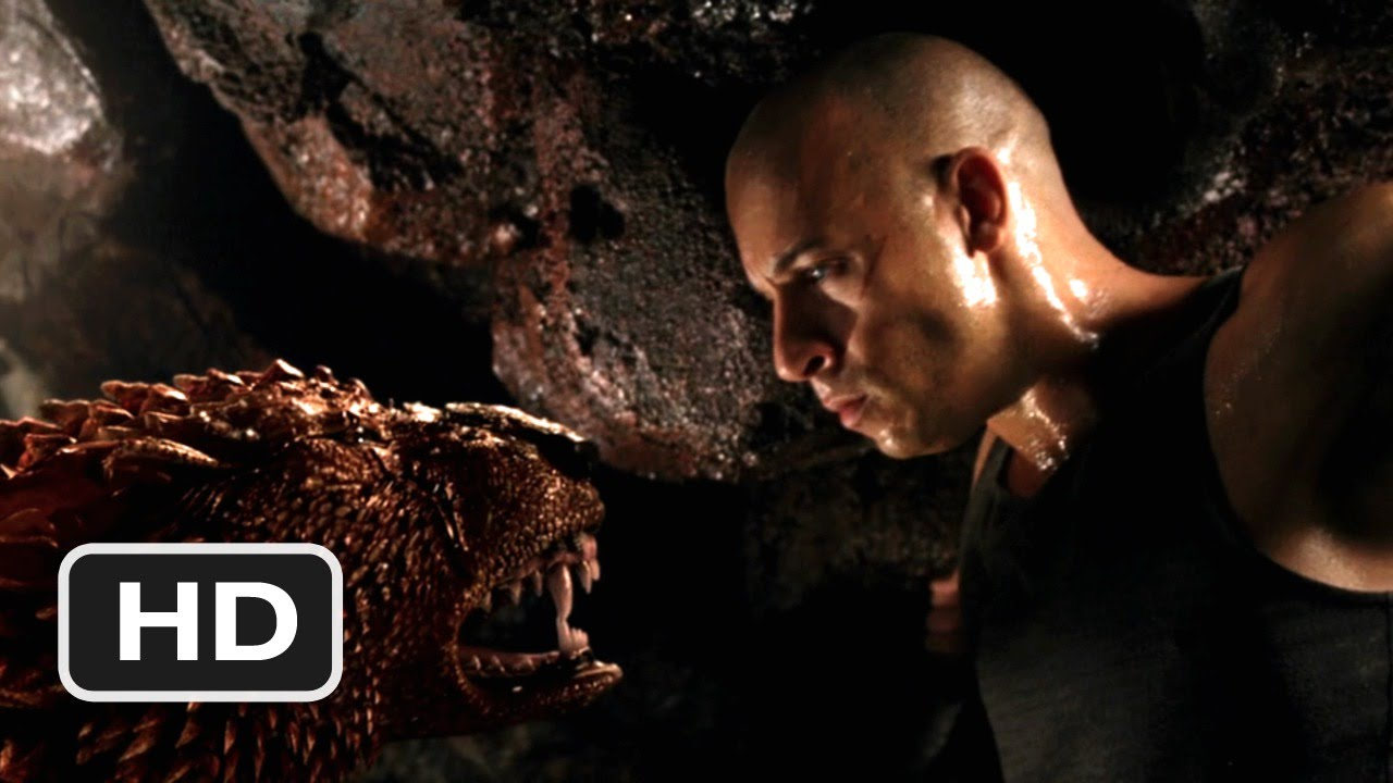 Download The Chronicles of Riddick - It's an Animal Thing Scene (5/10) | Movieclips
