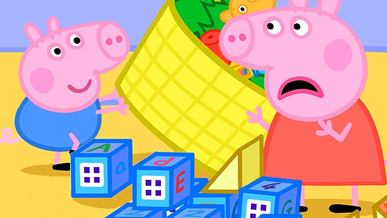 Peppa Pig Italiano 🐰 Amici Del Cuore - Collezione Italiano - Cartoni Animati