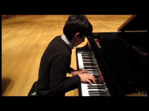 Guest Pianist Behzod Abduraimov