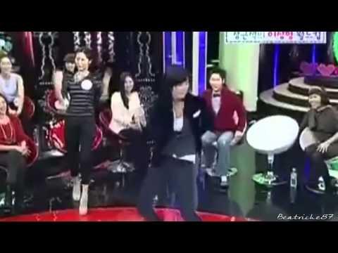 Гын Сок танцует лучше всех