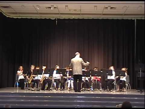 M6 - Morton Elementary School - Band Concert - February 2012 - Part Two
