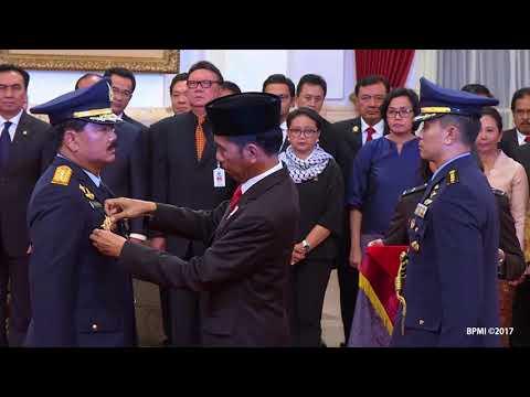 Pelantikan Panglima TNI Mp3
