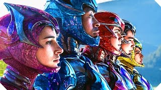POWER RANGERS (2017) - Movie TRAILER