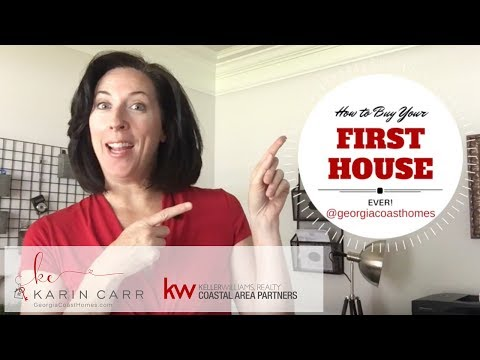 How to buy your first house EVER - 2017
