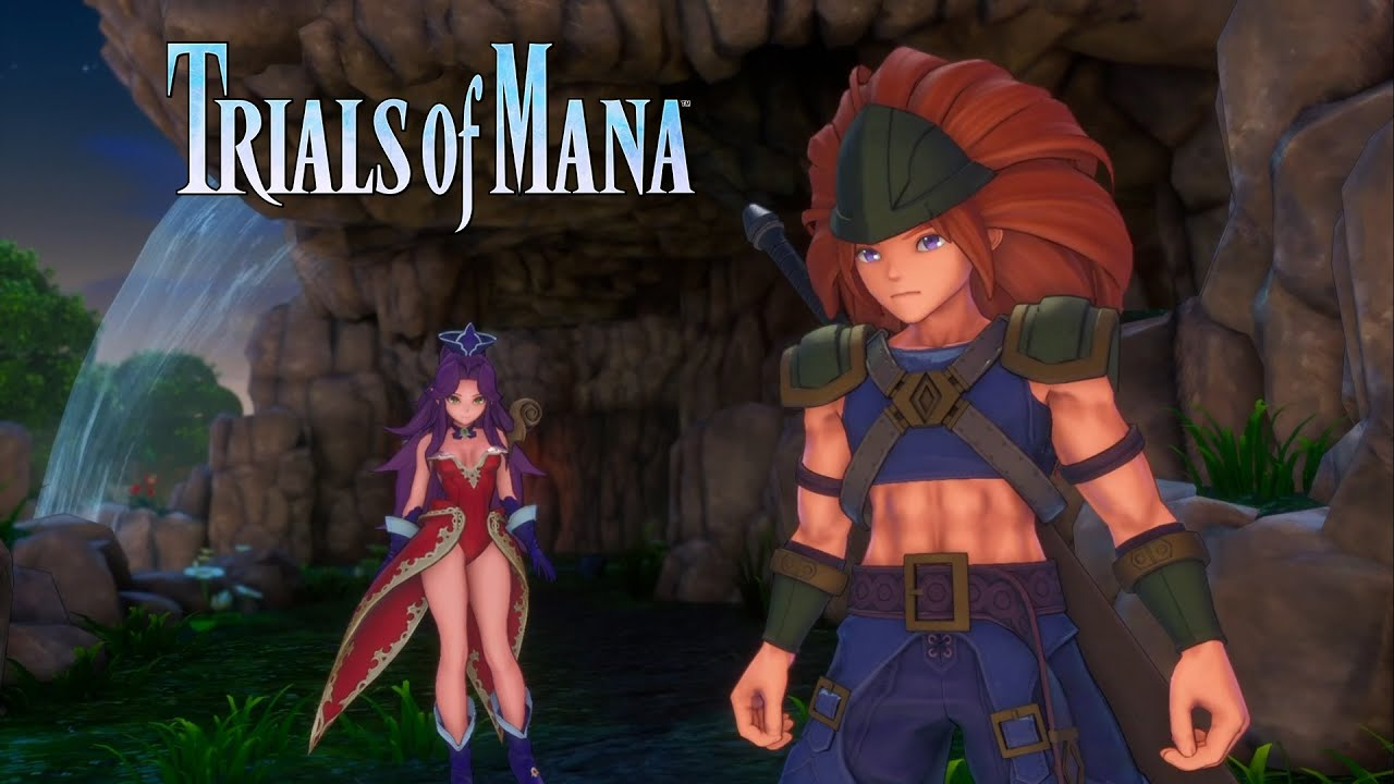 Δείτε το πρώτο Character Spotlight Trailer του Trials of Mana
