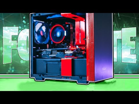 Budget Gaming PC For Fortnite Battle Royale In 2019!