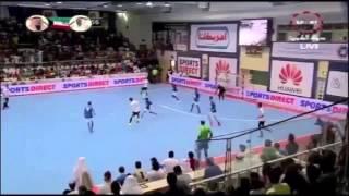 Zinedine Zidane's family futsal goal & Luca Zidane's mad roulette golazo