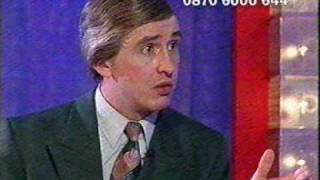 Alan Partridge Interviews Noel Gallagher (with Simon Pegg)