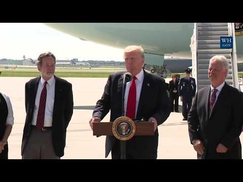 President Trump Makes a Statement on Healthcare