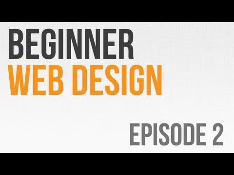 Beginner Web Design Ep. 2: What Is HTML?