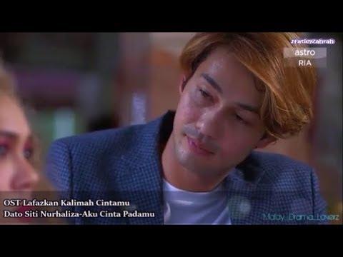 OST Lafazkan Kalimah Cintamu-Dato Siti Nurhaliza-Aku Cinta Padamu[LIRIK+MV]