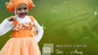 Gambar cover lagu sholawat anak-anak- SHLAWAT NARIYAH VOC. AIRA