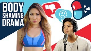 Body Shaming Drama with Blogilates Fitness Instructor (Ft. Cassey Ho) - Off The Pill Podcast #41