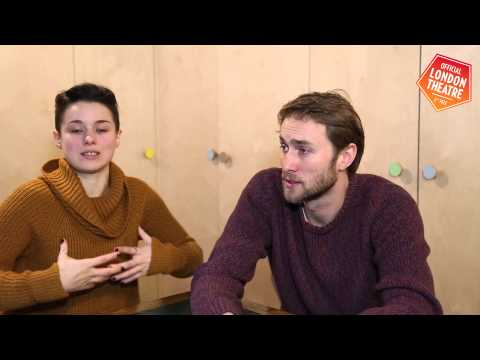 London Theatre meets Closer's Rachel Redford and Oliver Chris