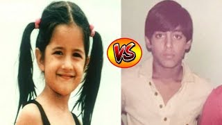 Salman Khan VS Katrina Kaif  - Transformation From 1 To 52 Years Old