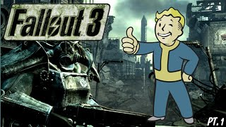 Fallout 3 | Part One!