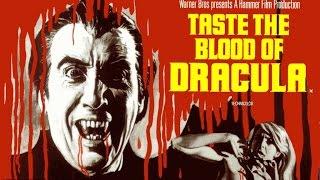 Hammer Horror Film Reviews -  Taste the Blood of Dracula (1970)