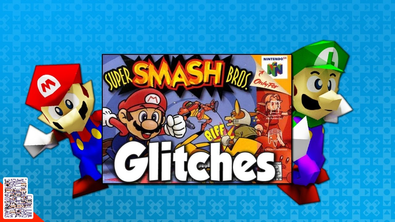 Green Mario - Glitches in Super Smash Bros. 64 - DPadGamer