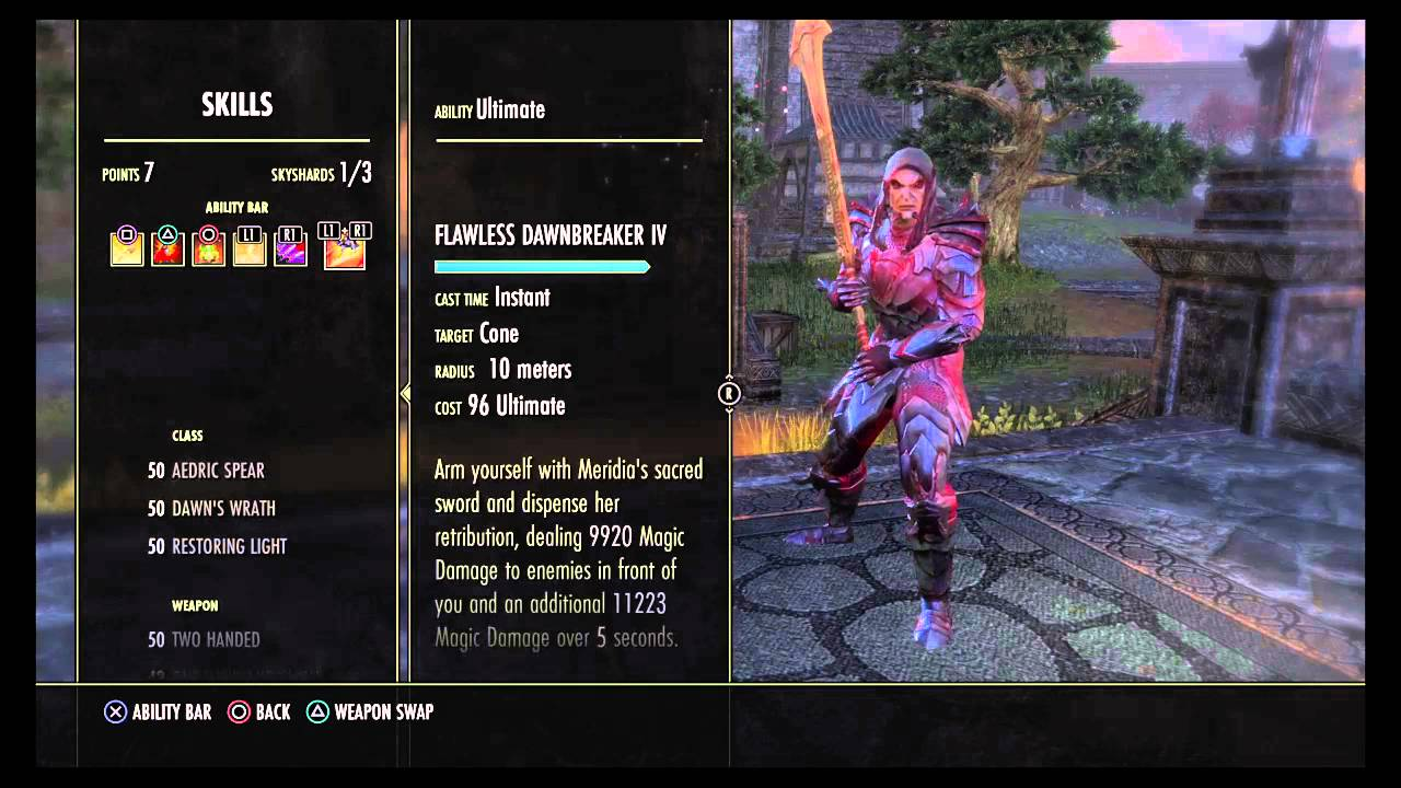 Eso 2019 builds