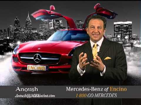 Why Mercedes Benz? Mercedes Benz of Encino with Anoush episode #5 ...