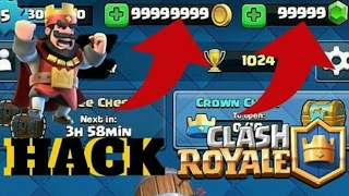 Clash Royale HACK Private Server 2016 100000% Working